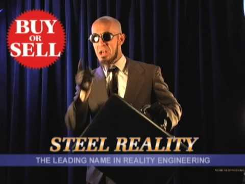 Dr.Steel PSA: Reality Engineering
