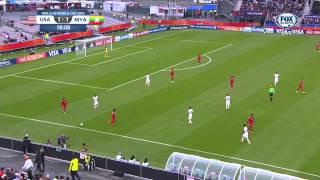 USA Myanmar 2015 U-20 World Cup Group A First Half Full Game USA FOX SPORTS