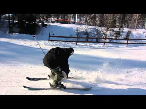 Alph&Atilde;&copy; Bourdeau - Back on skis - 2013