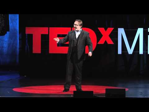 The end is nigh: John Hodgman at TEDxMidwest