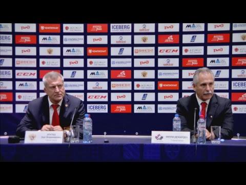 Sochi Hockey Open 2017. Олимпийская сборная России - Сборная Канады