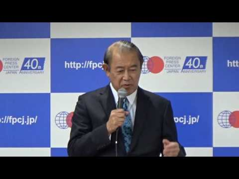 FPCJ Press Briefing: The Asia-Pacific After the G7 Summit–US, China, North Korea