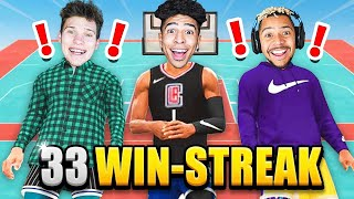 2HYPE WIN STREAK On The Park! We CANT LOSE!! NBA 2K19