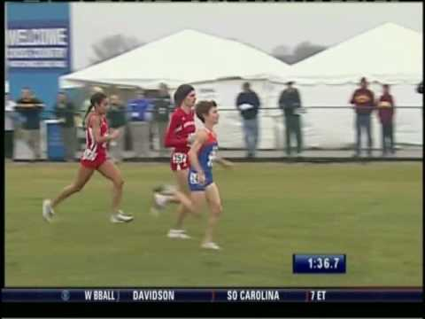 2008 NCAA Women&#039;s Cross Country D1 Championship Race (1 of 3)