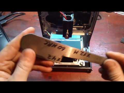 Как сделать лазерную гравировку