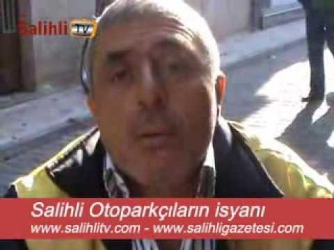 Salihli Belediyesi'nin Otopark Beceriksizliği