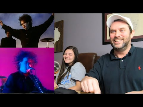 Download Lagu Annie, WAKE UP!  14 Year-Old Reaction | The Cure - Just Like Heaven