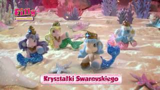 FILLY MERMAIDS Brokatowe Syrenki REKLAMA PL