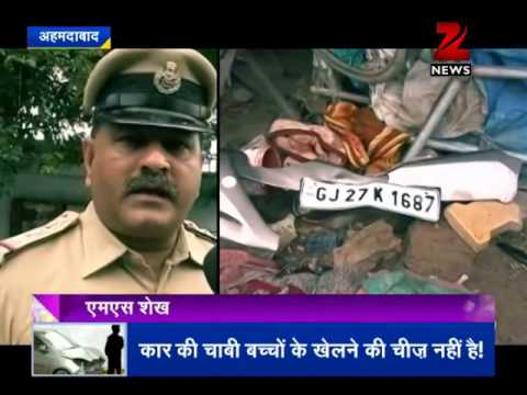 DNA: 14-year-old Ahmedabad boy kills two in car mishap