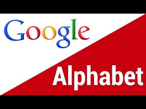 Google Inc.pasa a ser Alphabet