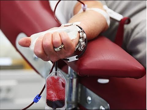 'gay Acting' Man Can't Donate Blood