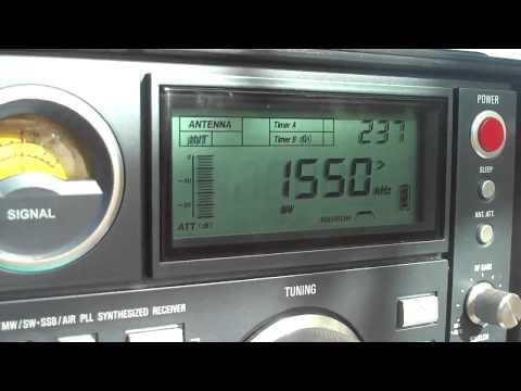 1550 khz Radio Imperial [Pres] , Petrópolis ,Rio de janeiro ,Brazil