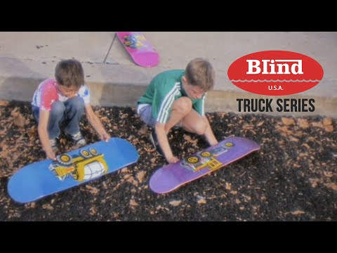 Blind Trucks Are Back!