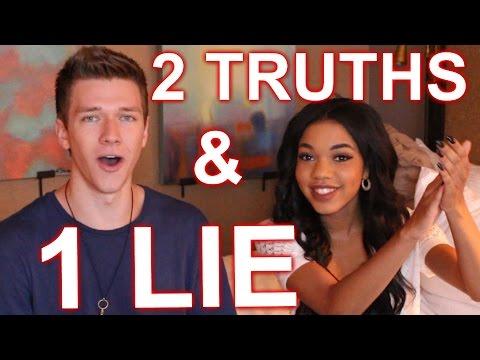 2 TRUTHS 1 LIE W/ TEALA DUNN | Collins Key