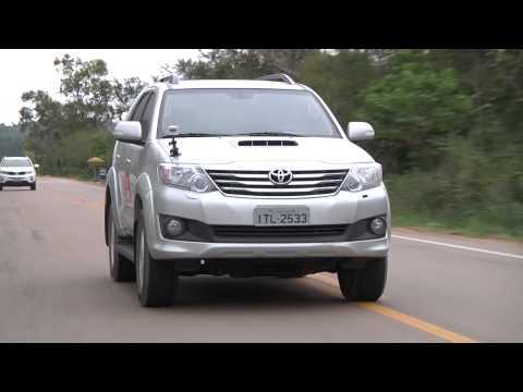 TEST DRIVE - TOYOTA SW4