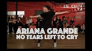 Download Lagu Ariana Grande - No Tears Left To Cry | Hamilton Evans Choreography Gratis STAFABAND