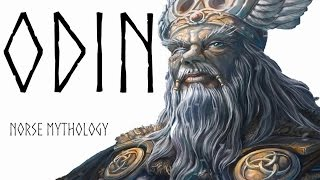 ODIN Norse Mythology : Top 10 Facts