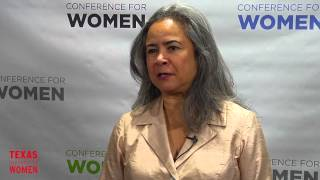 Esmeralda Santiago - Texas Conference for Women 2013