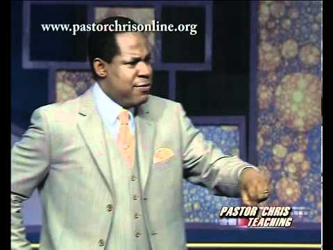 Pastor Chris Teaching - Higher Life Conference Lagos 2010 video