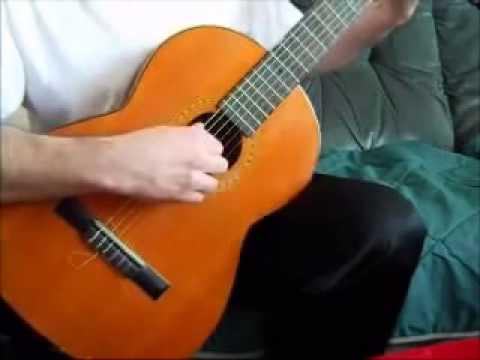 Kurs Gry Na Gitarze - Lekcja 7 - Bicie, Chwyty D-mol, A-mol, E-dur
