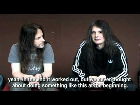 Blind Guardian- interview with André Olbrich and Marcus Siepen