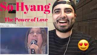 Download Lagu Reaction to So Hyang Performance to The Power Of Love Gratis STAFABAND