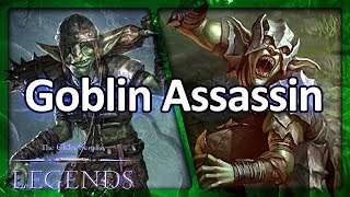 (TES: Legends) Goblin Assassin Laddering - So Much Damage