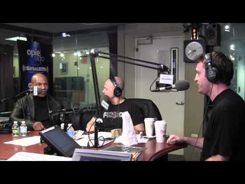 Mike Tyson was Sexually Abused - @OpieRadio