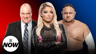 Live Survivor Series 2018 preview: WWE Now