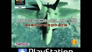 ACE COMBAT 3 [Music] - Transparent blue