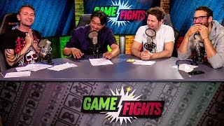 Game Fights #5 mit Wolf, Budi, Simon & Ilyass