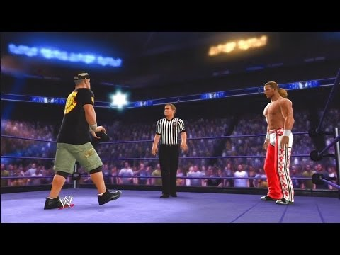 Wwe 2k14: 30 Years Of Wrestlemania - Ruthless Aggression Era - 10 (john Cena Vs Hbk - Wm23) video