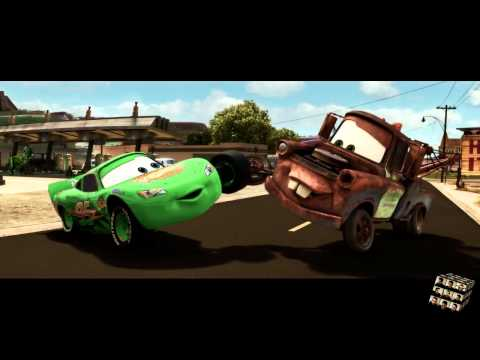 You Might Think (green Lightning Mcqueen) video