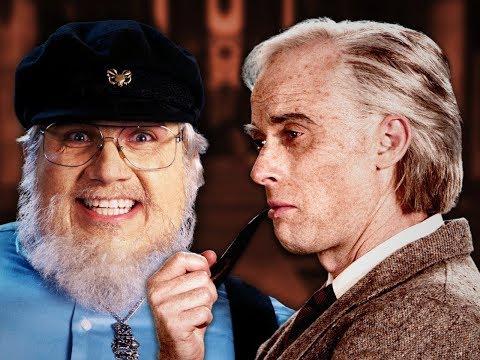 Мартин vs. Толкиен. Сравнение писателей