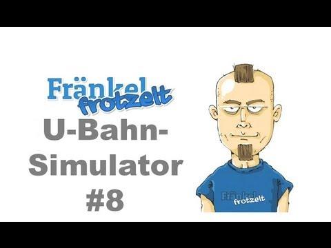 Let's play U-Bahn-Simulator #8 – Michelle Hunziker