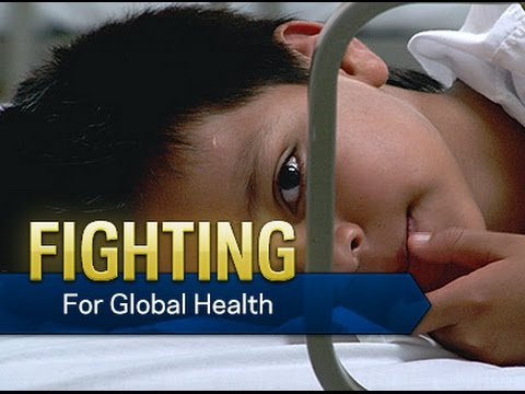 Fighting for Global Health