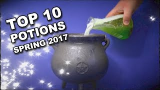 Higgypop's Top Ten Potions For Spring 2017