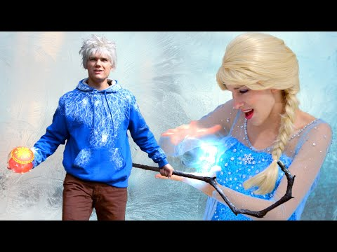 Elsa and Jack Frost - Find a Way (Jelsa)