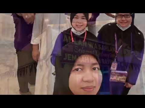 Gambar rayhar umroh ramadhan