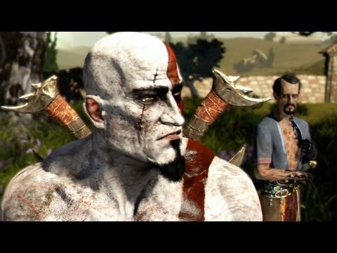 God of War Ascension: A Cidadela da Fúria + Câmara de Alecto + Final