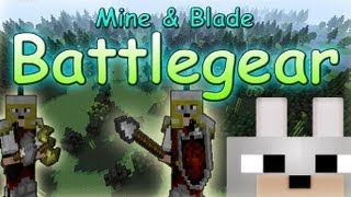 Minecraft Mods - Mine & Blade: Battlegear 1.2.5 Mod Review and Tutorial