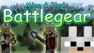Minecraft Mods - Mine & Blade: Battlegear 1.2.5 Mod Review and Tutorial