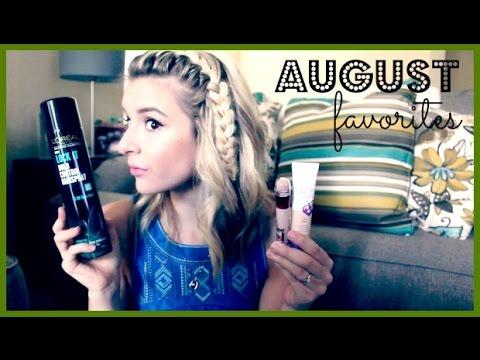 August Favorites!