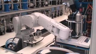 A Labman Liquid and Powder Formulation Robot for the High Throughput Formulation Centre