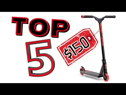 TOP 5 PRO SCOOTERS UNDER $150