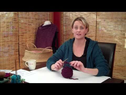 Knitting Help - Help for Tight Knitters