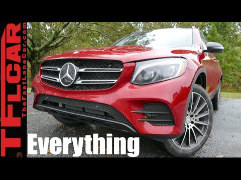 2016 Mercedes-Benz GLC Review: Everything You Ever Wanted to Know