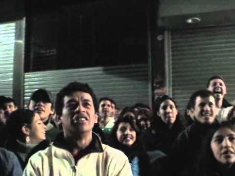 EL CHILENO EN LA CALLE.. parte 2/4