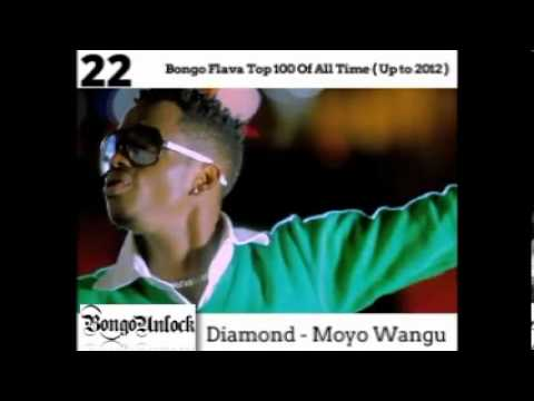 Number 22 - Diamond - Moyo Wangu [bongounlock] video