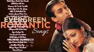 90s Evergreen Romantic Songs  Most Romantic Hindi Songs  Audio Jukebox  Hindi Love Songs